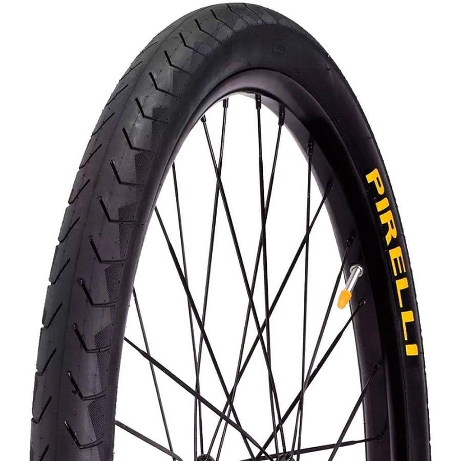 Pneu Slick de Bicicleta Aro 700x32C Pirelli Phantom Street P-007 32-622 9911