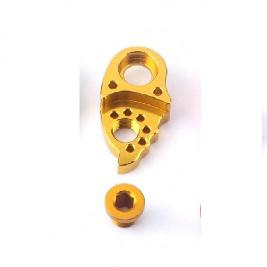 Prolongador de Gancheira Universal Supercog Muqzi Dourada 2C32