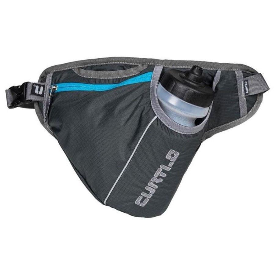 Cinto Pochete de Hidratação Curtlo X-Run 500ml Cinza 6556
