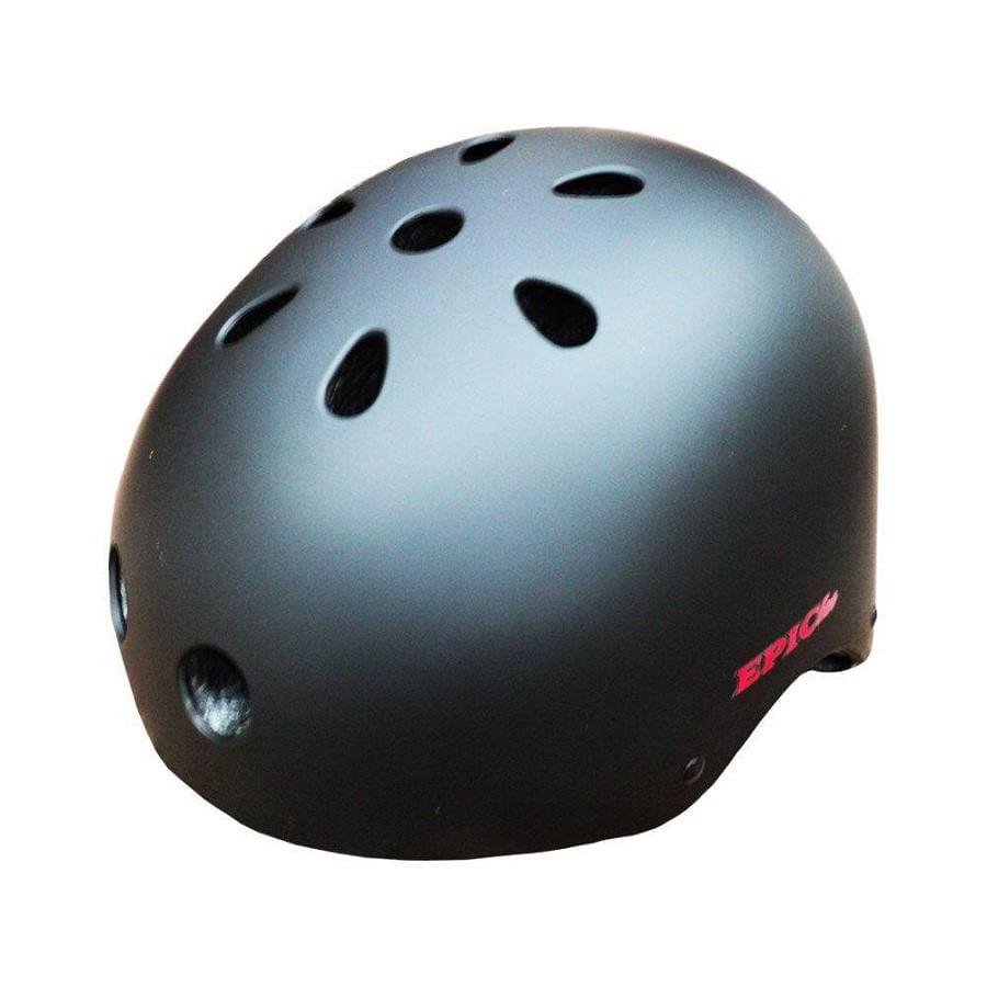 Capacete Bike Patins Skate Matt P 54-56cm Epic Line MTV12 Preto 7389