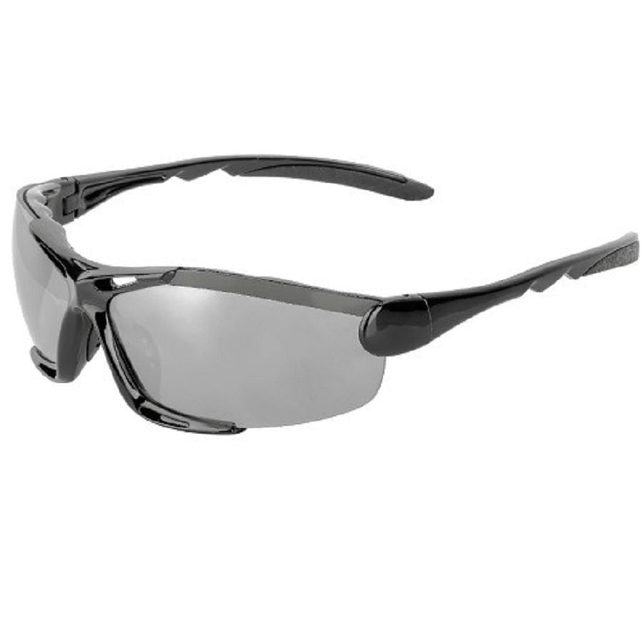 Óculos para Ciclismo Hweison Preto Espelhado + Lentes Transparentes 7534