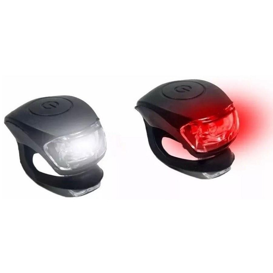 Kit de Iluminação Par de Pisca Dianteiro e Traseiro XRocks 7850