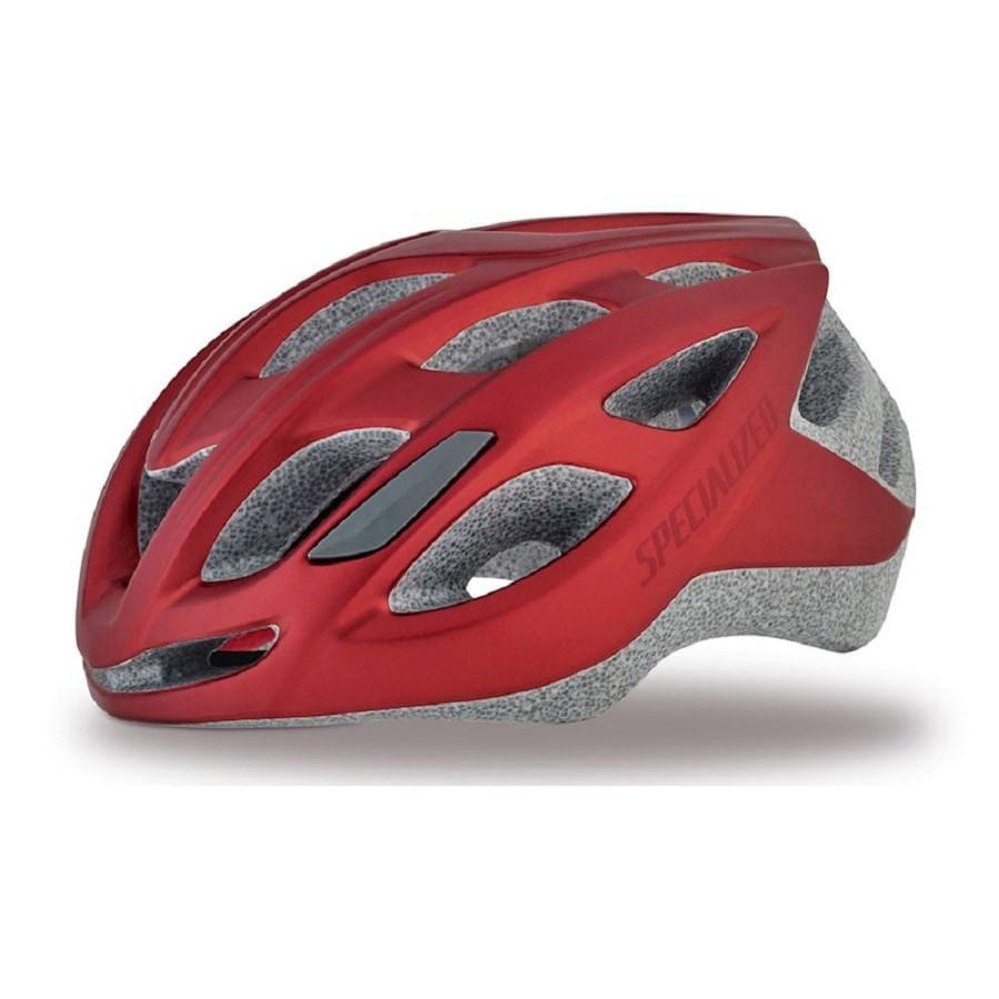 Capacete de Bike MTB Specialized Duet 50-58cm Vermelho 6633