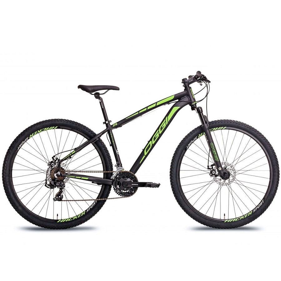 Bicicleta MTB Oggi Hacker Sport 29