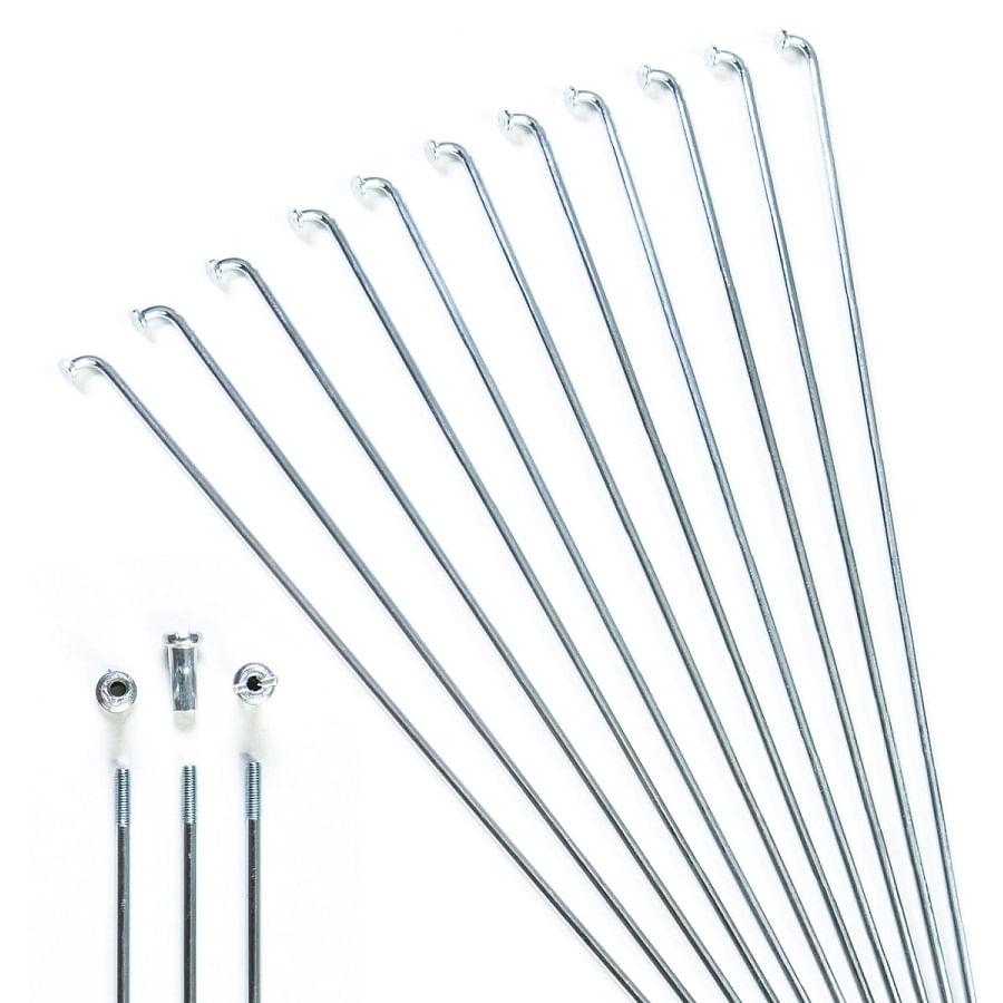 Raio-Grosso-Zincado-com-Nipple-25-x-230mm-para-Aro-24-Bike-Eletrica---8264---3-