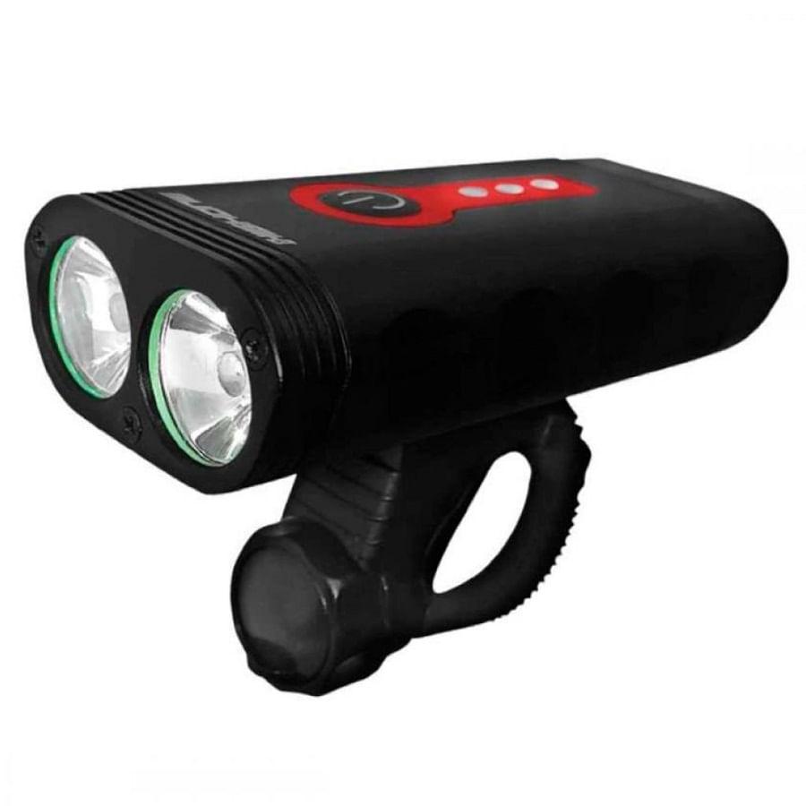 Farol-de-Bike-Dianteiro-Recarregavel-USB-2xLeds-High-One-900-Lumens---8498-1