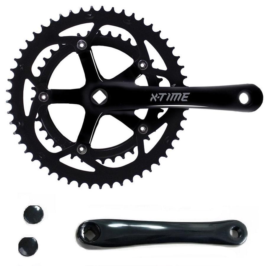 Pedivela-de-Bicicleta-Speed-X-Time-Duplo-39--53-Dentes-172.5mm---8842--1-