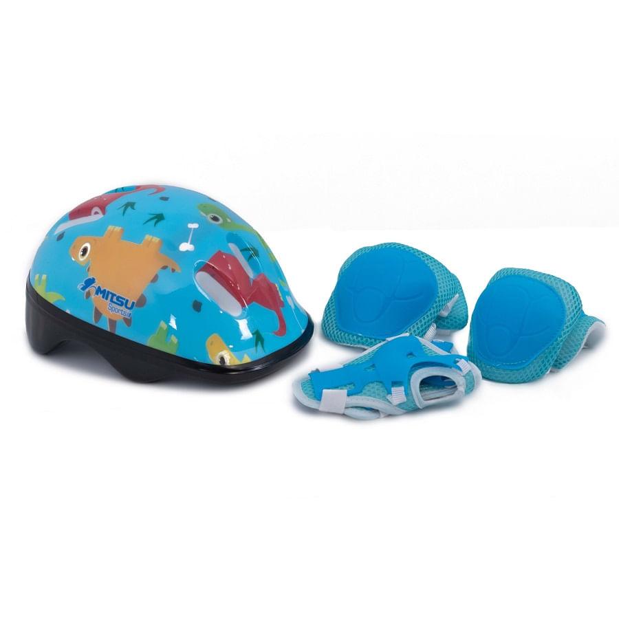 Kit-de-Protecao-Infantil-Capacete-Joelheiras-Cotoveleiras-e-Munhequeiras-Azul-Mitsu---8871--3-
