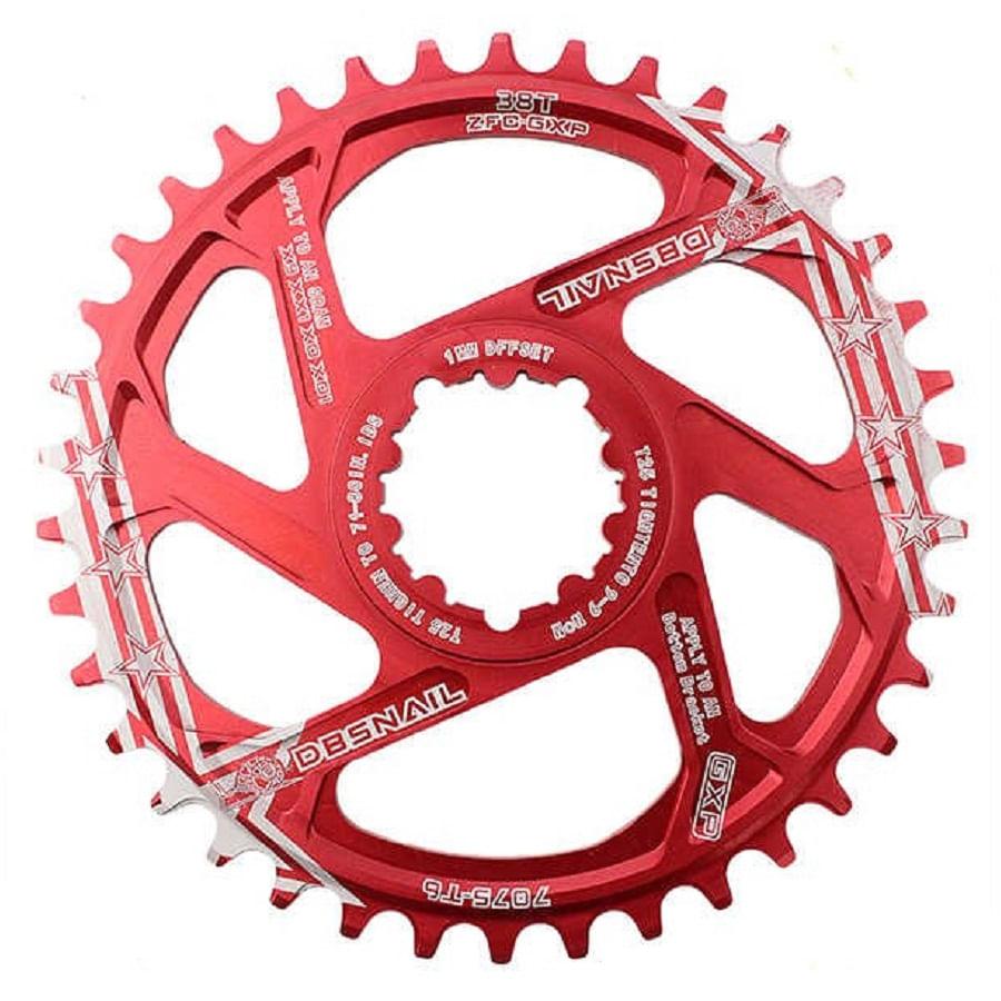 Coroa-de-Bicicleta-MTB-Aluminio-Direct-Mount-Snail-GXP-Offset-1mm-Vermelha---02