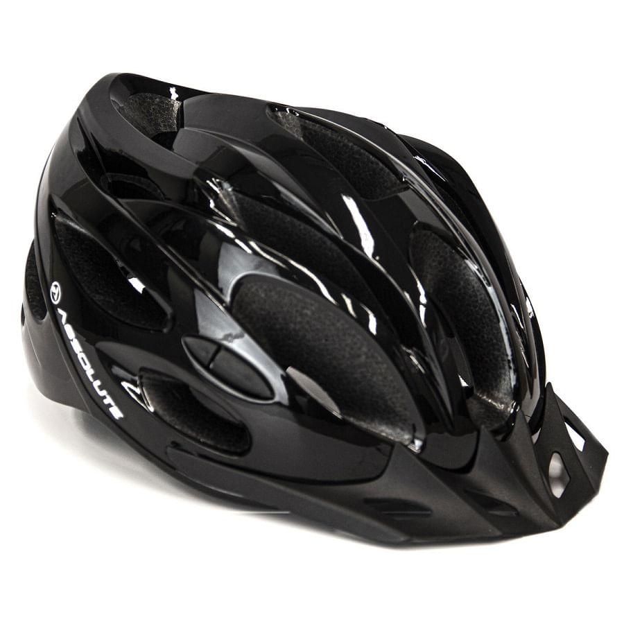 Capacete-de-Bike-Absolute-Nero-Inmold-Preto-Brilhoso-com-Viseira-e-Led---8914--3-