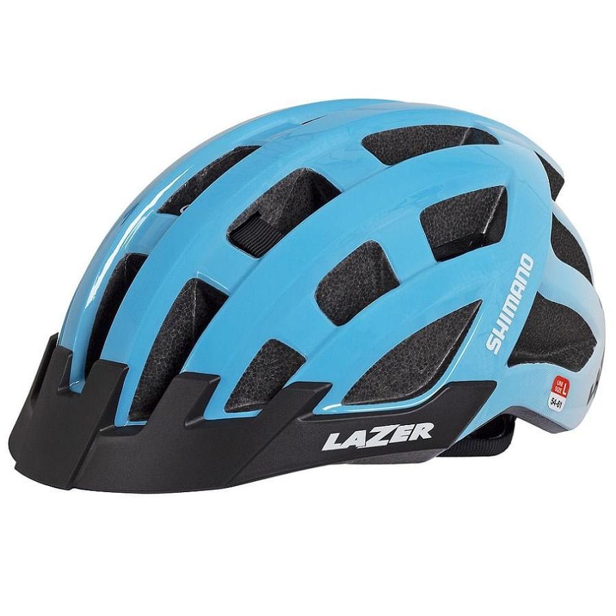 Capacete-de-Bike-MTB-Shimano-Lazer-Compact-54cm-a-61cm-Azul-Branco-e-Preto---8922--2-