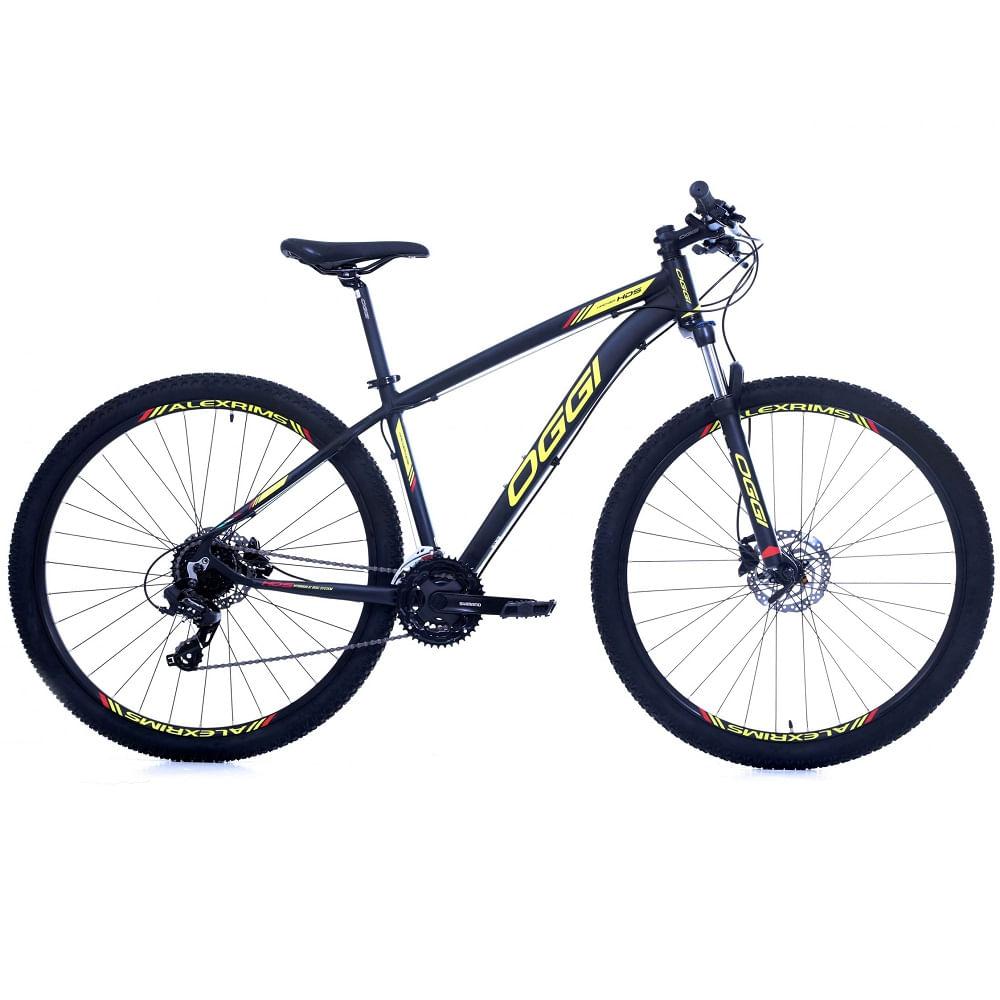 Bicicleta-MTB-Oggi-Hacker-HDS-29-Preto-Amarelo