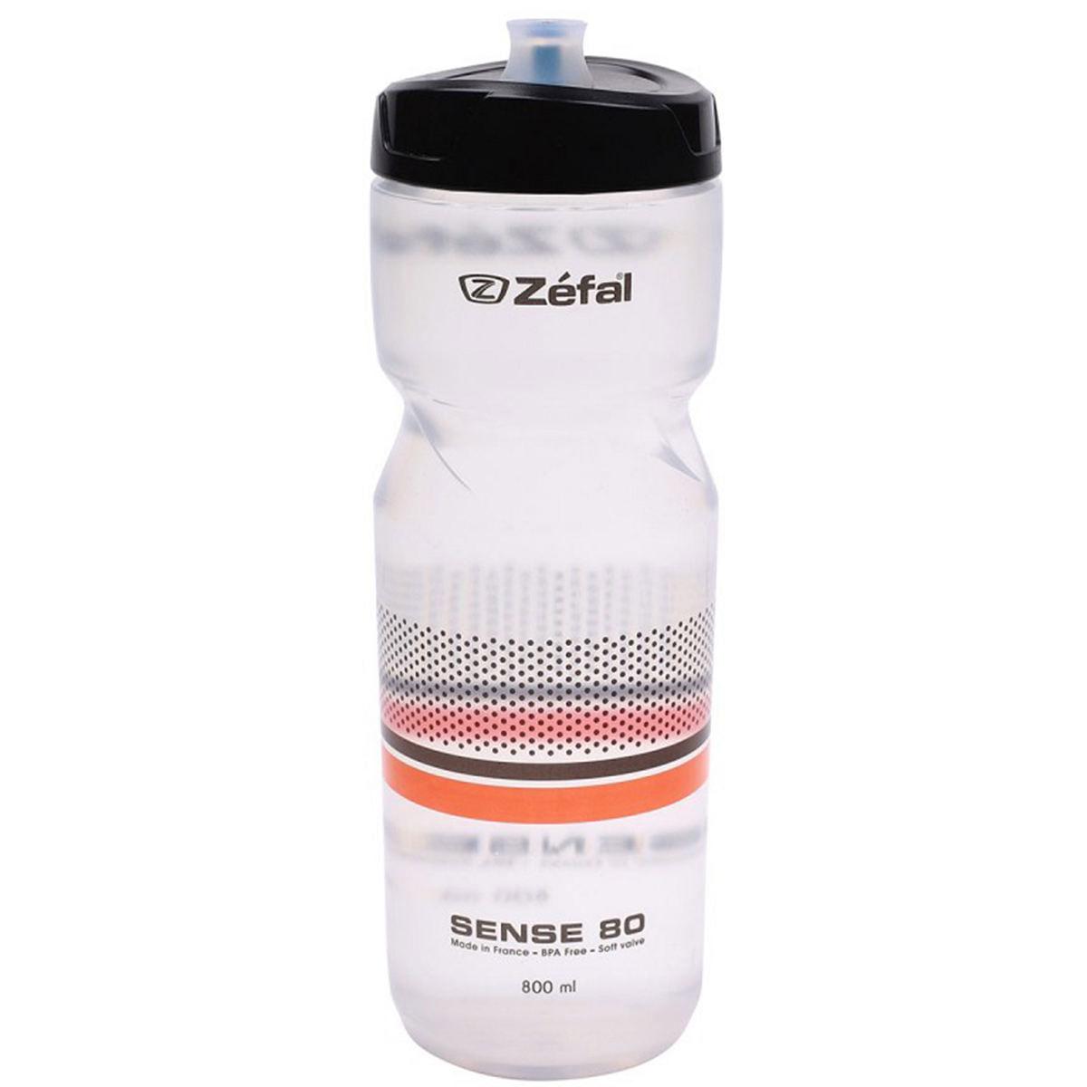 Garrafa-Caramanhola-para-Ciclismo-Zefal-Sense-Soft-80-Transparente-800ml---9622
