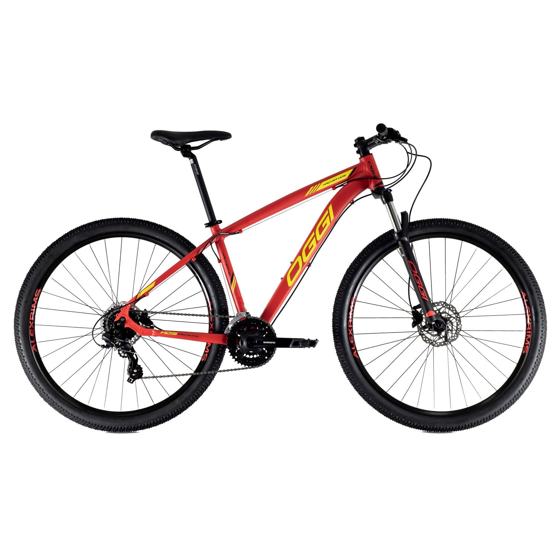 Bike-MTB-Aro-29-Oggi-Hacker-HDS-Shimano-24v-Vermelho-Amarelo-e-Preto-2021