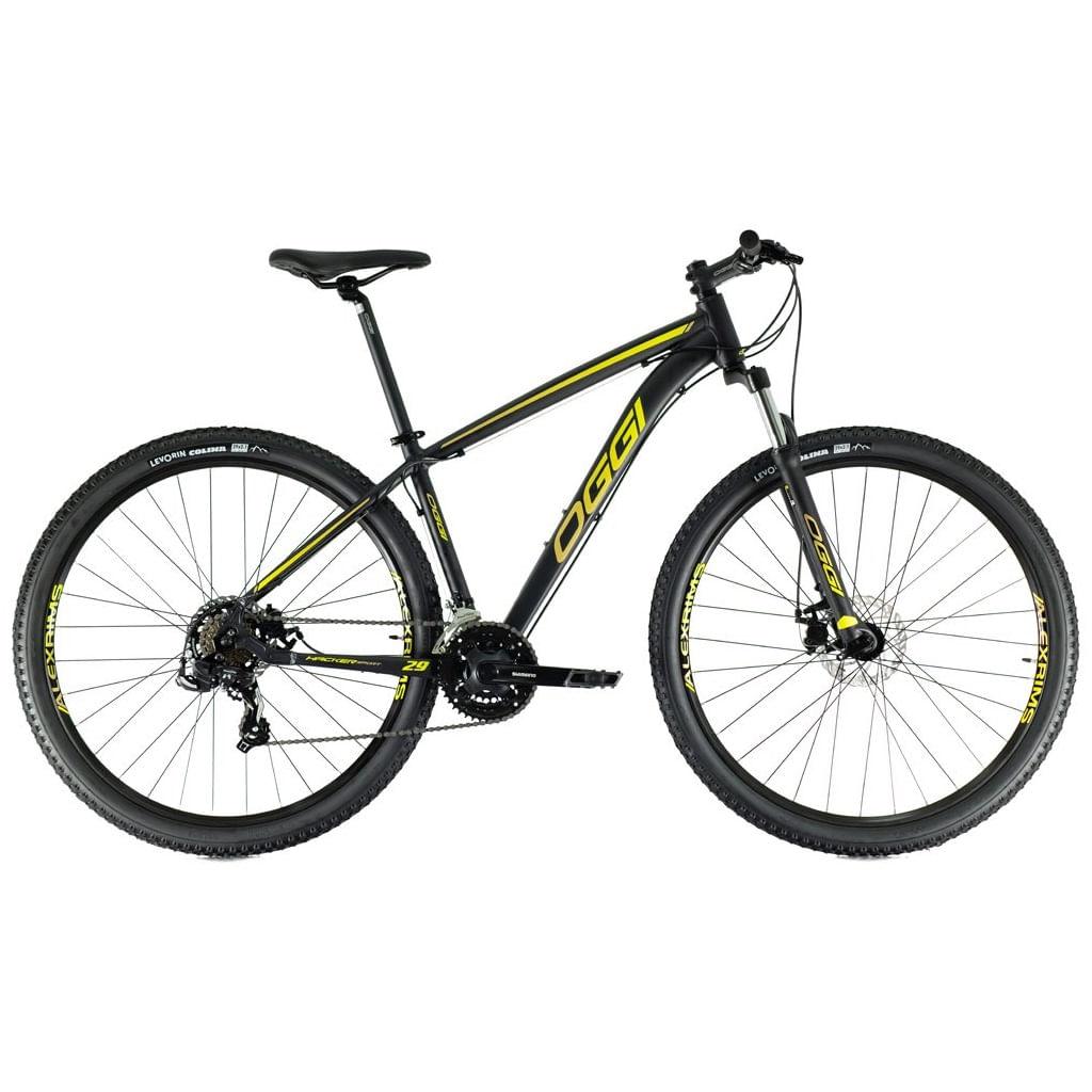 Bike-MTB-Aro-29-Oggi-Hacker-Sport-Shimano-21V-Preto-Amarelo-2021